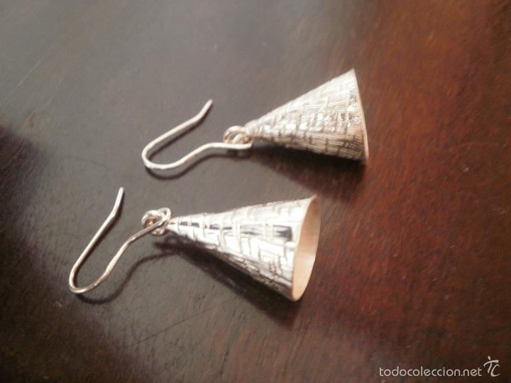 Nuevo: Pendientes de plata - Foto 2 - 57263062