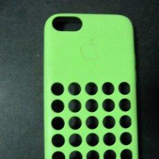 Nuevo: FUNDA MOVIL IPHON VERDE MEDIDAS: 12,5 X 6 CM. Lote 57386448