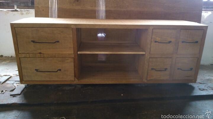 Nuevo: Mueble industrial T V - Foto 2 - 59440335