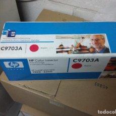 Nuevo: TONER HP C9703A. Lote 72103775