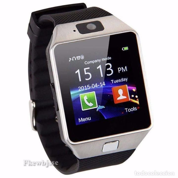 DZ09 BLUETOOTH SMART WATCH RELOJ INTELIGENTE PARA IPHONE ANDROID SAMSUNG HTC LG (NUEVOS) (Artículos Nuevos)