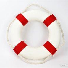 Salvavidas welcome decoraci n n utica ma comprar for Articulos decoracion nautica