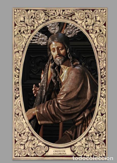 AZULEJO 20X30 DEL CRISTO DE LA CORONA DE SEVILLA (Artículos Nuevos)