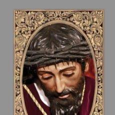 Nuevo: AZULEJO 20X30 DE NUESTRO PADRE JESÚS NAZARENO DE LA O DE SEVILLA. Lote 86432896