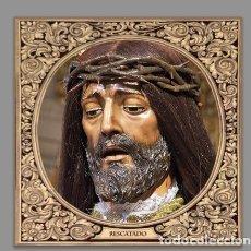 Nuevo: AZULEJO 15X15 DE NUESTRO PADRE JESÚS NAZARENO RESCATADO DE CÓRDOBA. Lote 86720680