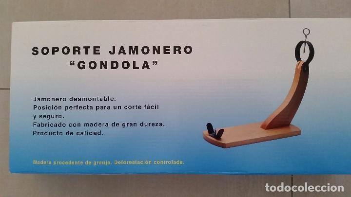 Nuevo: Soporte jamonero CUPERINOX - Foto 9 - 87056076