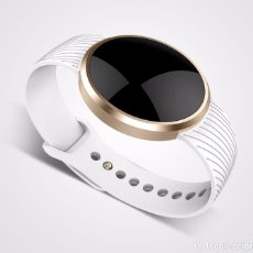 Nuevo: MIFONE L58 SMART WATCH BLUETOOTH 4.0 CAMERA SMS ALARM CLOCK HEART RATE - BLANCO. Lote 87372224