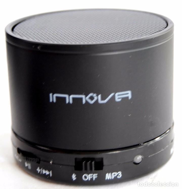 Mini Altavoz Bluetooth Lector Micro Sd De Innov Sold Through Direct Sale 94156385