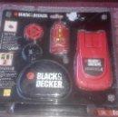 Nuevo: NIVEL LASER Y SENSOR BLACK & DECKER. Lote 94339106