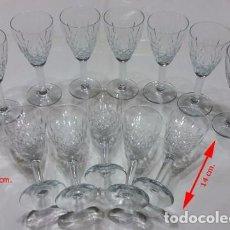 Nuevo: COPAS CRISTAL. Lote 94802711