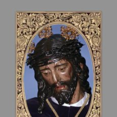 Nuevo: AZULEJO 20X30 DE NUESTRO PADRE JESÚS NAZARENO DE HUELVA. Lote 101429903
