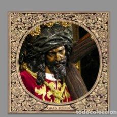 Nuevo: AZULEJO 15X15 DE JESÚS DEL GRAN PODER DE MADRID. Lote 103782363
