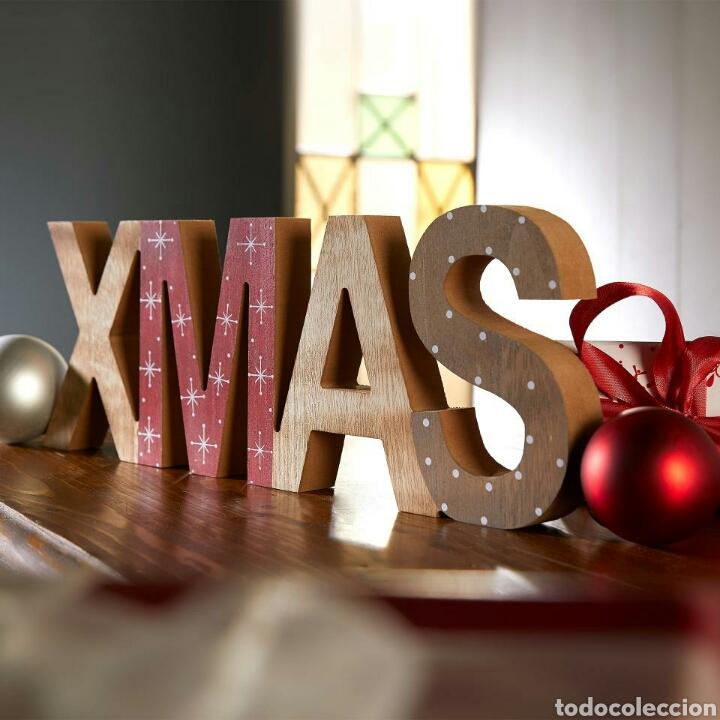 preciosas letras de navidad decoradas estilo es Comprar Artculos