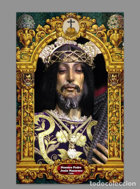 AZULEJO 20X30 DE JESÚS NAZARENO DE CÁDIZ (Artículos Nuevos)