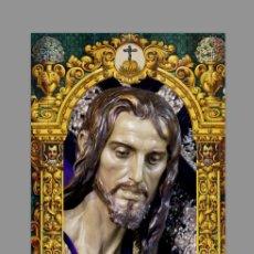 Nuevo: AZULEJO 20X30 DE JESÚS NAZARENO DEL PASO DE MÁLAGA. Lote 109755879