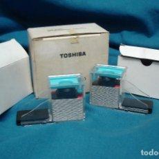 Nuevo: CARTUCHO DE GRAPAS TOSHIBA STAPLE-400 - 2 UNIDADES. Lote 112228655