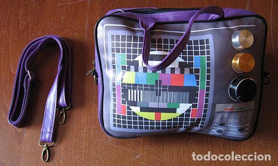 Bolso Televisión Retro Estilo Vintage Color M Comprar Artículos