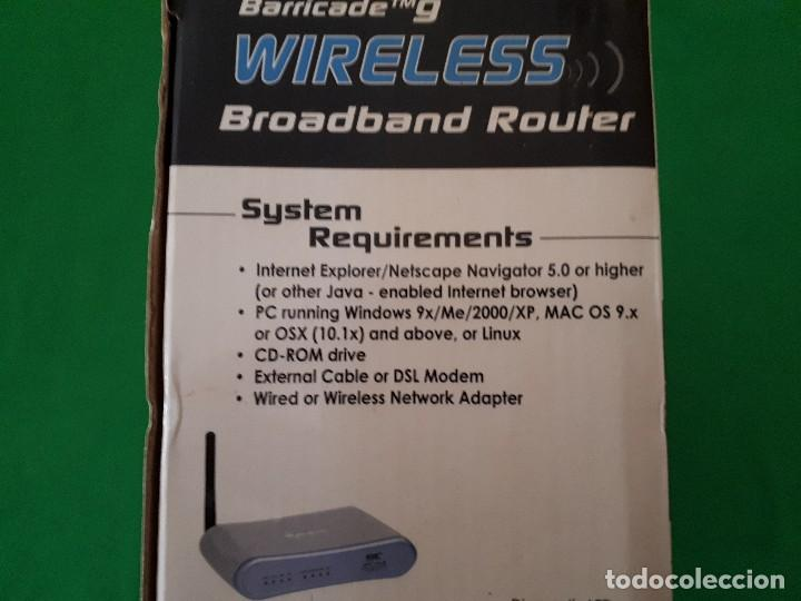 Nuevo: Router Wireless Broadband Wifi + USB Adapter Wifi / SMC Networks - Foto 6 - 113077263