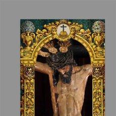 Nuevo: AZULEJO 20X30 DEL SANTÍSIMO CRISTO DE LA SALUD DE SEVILLA (LA CARRETERIA). Lote 116171979