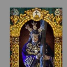 Nuevo: AZULEJO 20X30 DE NUESTRO PADRE JESÚS NAZARENO (SAN FERNANDO). Lote 117944015