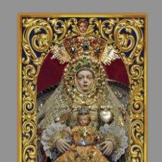 Nuevo: AZULEJO 20X30 DE NUESTRA SEÑORA DE LA CARIDAD (PATRONA DE SANLÚCAR DE BARRAMEDA). Lote 119731431