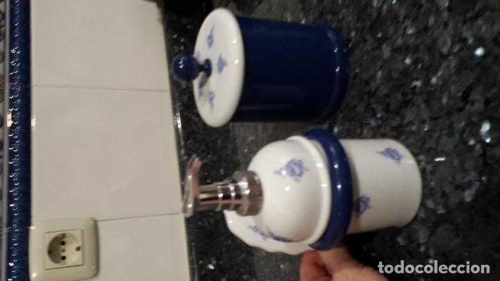 Nuevo: Complementos baño.Dosificador de jabon y bote con tapa. - Foto 7 - 122785911