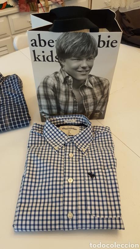 Camisa abercrombie kids talla L sin estrenar segunda mano