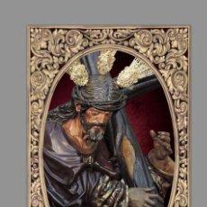 Nuevo: AZULEJO 20X30 DE NUESTRO PADRE JESÚS DE LA SALUD (HERMANDAD DE LA CANDELARIA). Lote 124147779