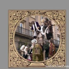 Nuevo: AZULEJO 15X15 DEL SAGRADO DESCENDIMIENTO DE NUESTRO SEÑOR JESUCRISTO DE MÁLAGA. Lote 125124887