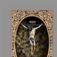 Nuevo: AZULEJO 20X30 DEL SANTÍSIMO CRISTO DE LA BUENA MUERTE DE CÁDIZ . Lote 127494867