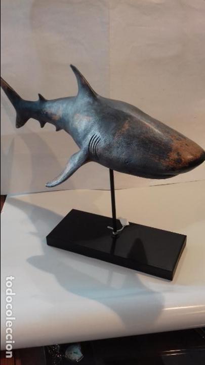 Nuevo: Figura tiburón - Foto 2 - 127658847