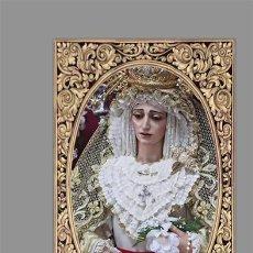 Nuevo: AZULEJO 20X30 DE MARÍA SANTÍSIMA DEL BUEN FIN DE SAN FERNANDO (CÁDIZ). Lote 128274331
