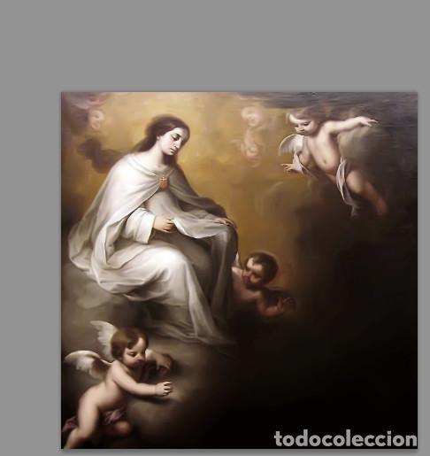AZULEJO 15X15 CON LA VIRGEN DE LA MERCED (Artículos Nuevos)