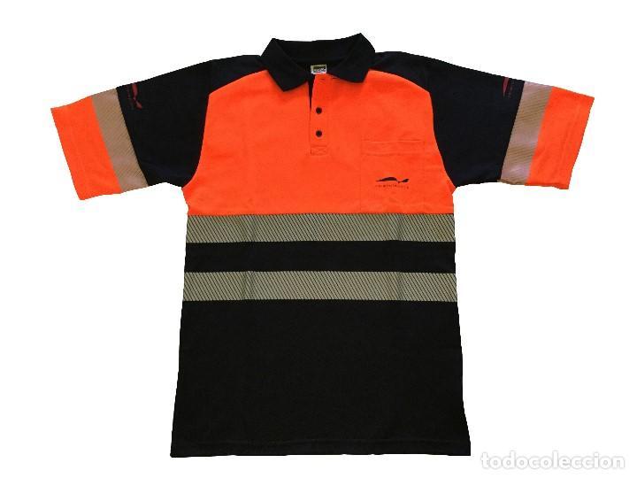 busca lo último disfruta el precio de liquidación fábrica Ropa de trabajo. Polo reflectante naranja. Alta calidad.