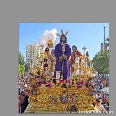 Nuevo: AZULEJO 15X15 DE NUESTRO PADRE JESÚS CAUTIVO Y RESCATADO DEL POLIGONO DE SAN PABLO (SEVILLA). Lote 136781198