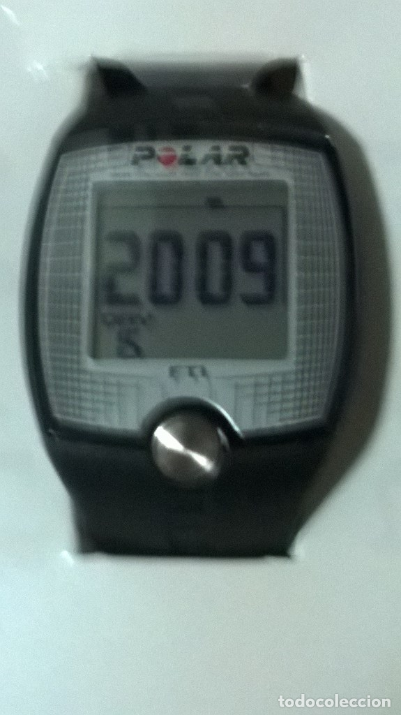 Nuevo  pulsometro polar ft1. unisex e5fec10a485e