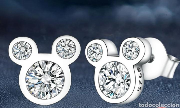 Nuevo: Pendientes plata Mickey - Foto 2 - 137680272