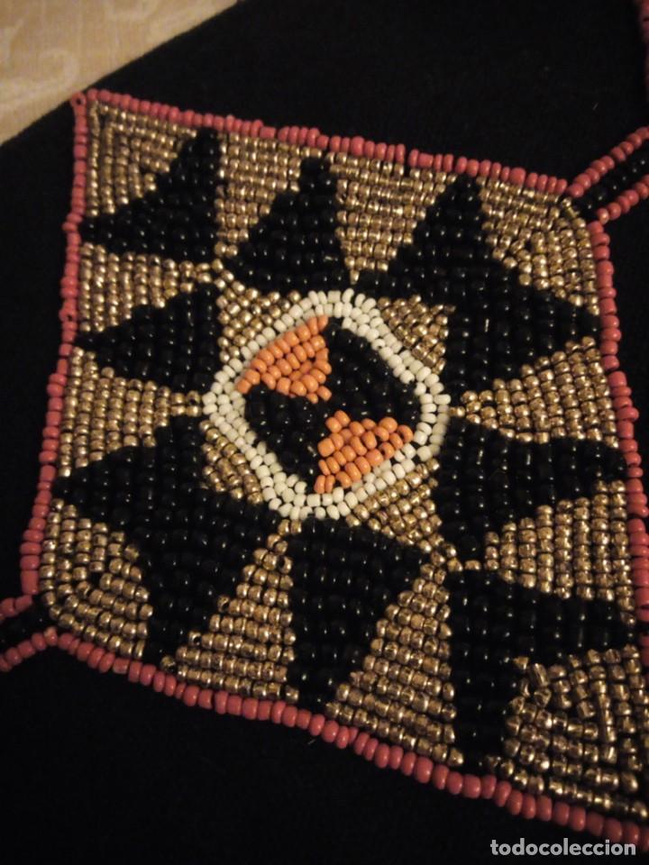 Nuevo: Bonito bolso hecho de tejido negro con pedrería. - Foto 4 - 139660602