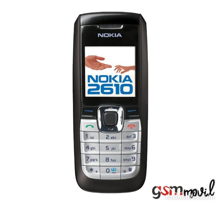 TELÉFONO MÓVIL - NOKIA 2610 (Artículos Nuevos)