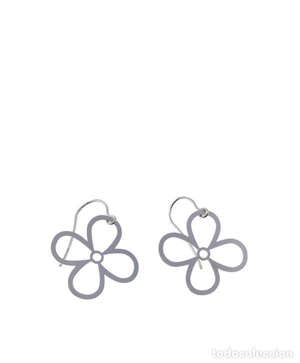 Nuevo: Pendientes plata flores - Foto 5 - 143086810