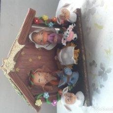 Nuevo: PESEBRE NAVIDEÑO PORTAL BELÉN, HECHO A MANO . Lote 143150626