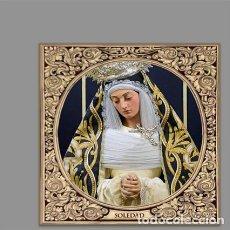 Nuevo: AZULEJO 15X15 DE NUESTRA MADRE Y SEÑORA DE LA SOLEDAD DE EL PUERTO DE SANTA MARIA (CÁDIZ) . Lote 143790522