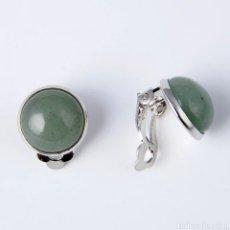 Nuevo - Pendientes Aventurina verde - 143852325