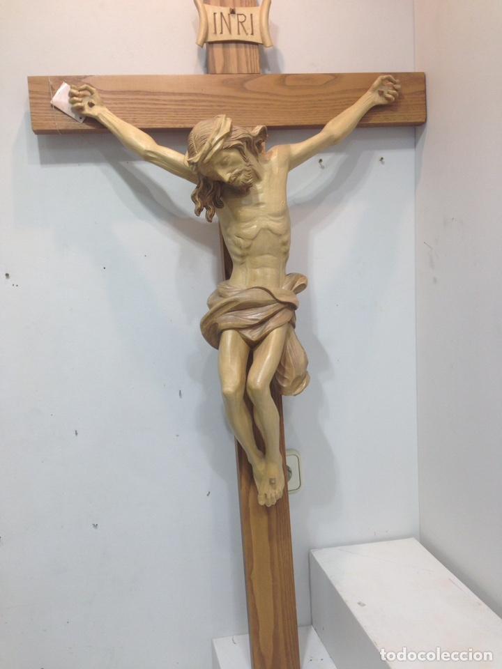 Nuevo: Crucifijo madera - Foto 2 - 146678833