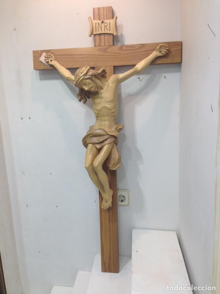 Nuevo: Crucifijo madera - Foto 5 - 146678833