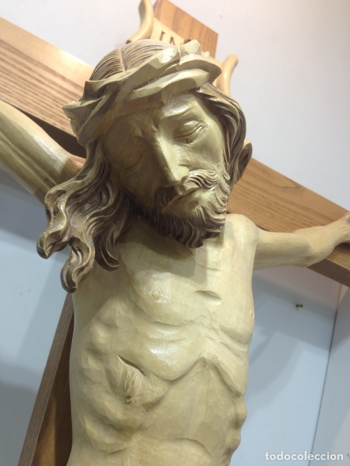 Nuevo: Crucifijo madera - Foto 8 - 146678833