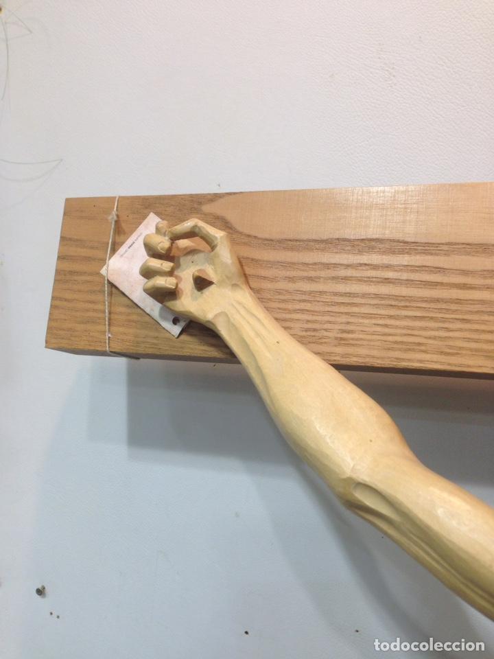 Nuevo: Crucifijo madera - Foto 9 - 146678833