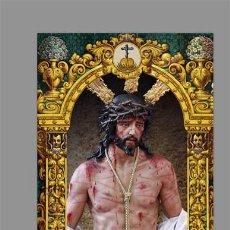 Nuevo: AZULEJO 20X30 DE DE NUESTRO PADRE JESÚS DEL AMOR DESPOJADO DE SUS VESTIDURAS DE CÁDIZ. Lote 154656654