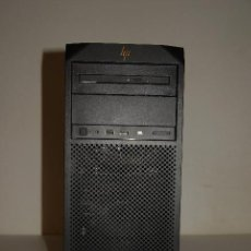 Nuevo: ORDENADOR WORKSTATION HP MODELO Z2 TORRE G4. Lote 156152734
