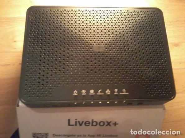 Nuevo: router LIVEBOX+ Arcadian NUEVO 2019 con wifi inteligente de Orange/Jazztel - Foto 2 - 156558798